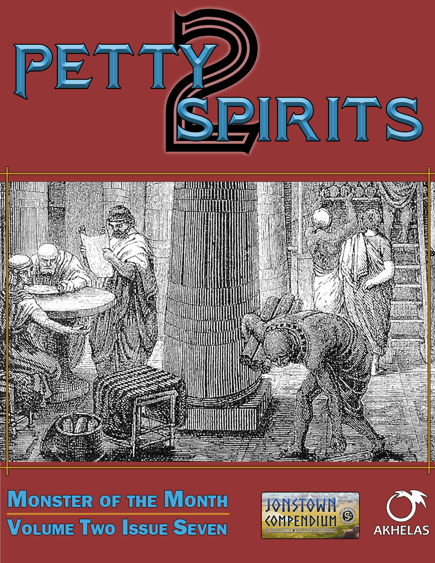 Cover of Petty Spirits pt.2